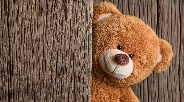 Teddybär - folge uns auf Facebook